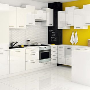 Styl Nowoczesny Castorama Budujesz Remontujesz Urzadzasz Home Decor Decor Kitchen Cabinets