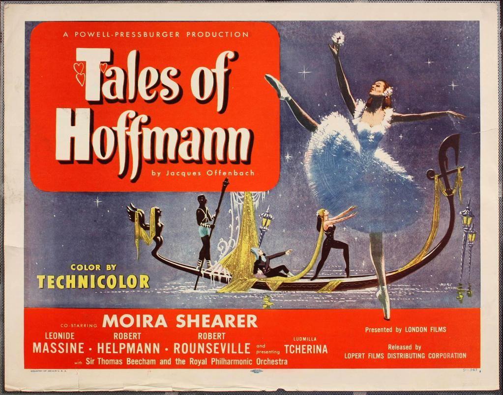 Tales Of Hoffmann.
