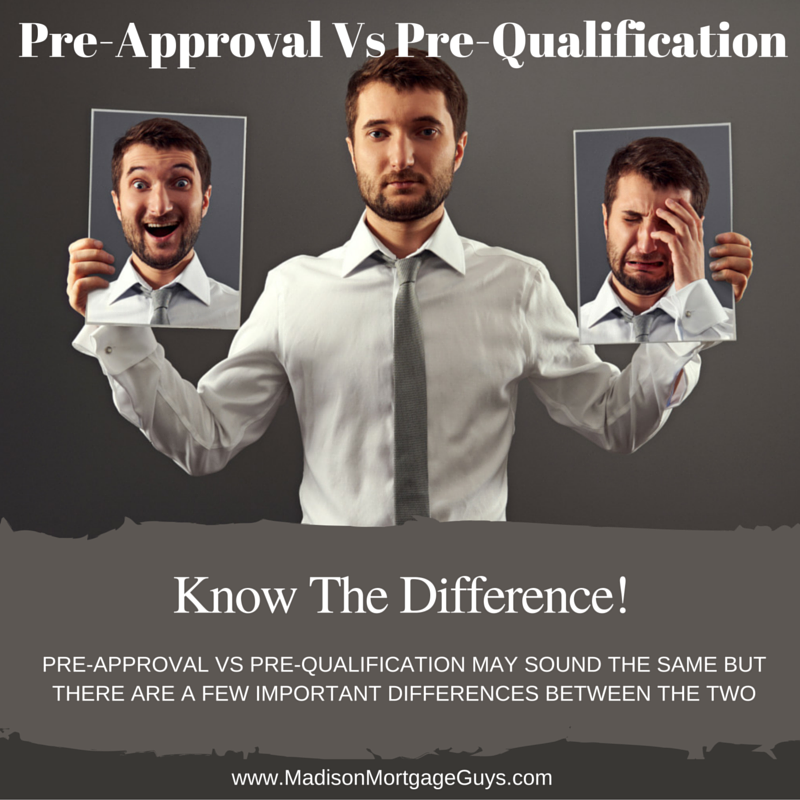 What Is A Mortgage PreApproval Vs PreQualification  Real