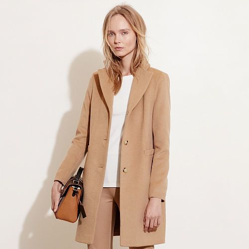 exclusive shoes factory price attractive price Ralph Lauren Wool-Blend 3-Button Coat | Outfit Me | Coat ...