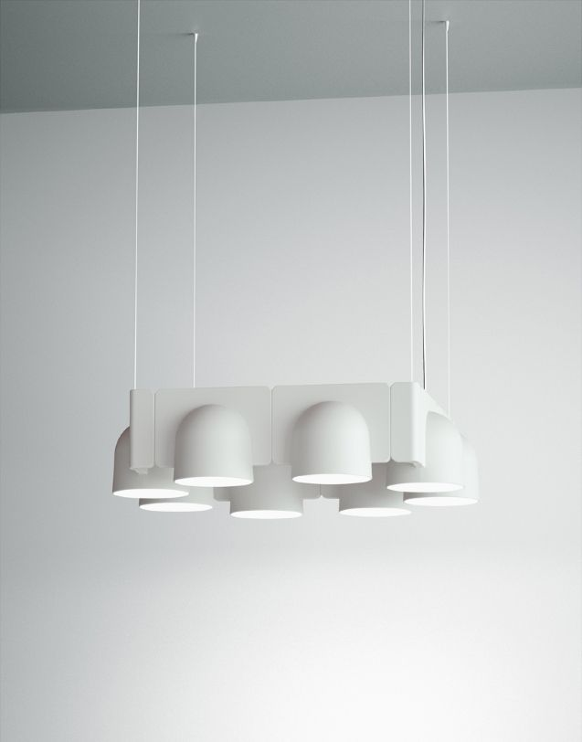 Studio Kl Igloo Pendant System For Fontan Aarte Supports