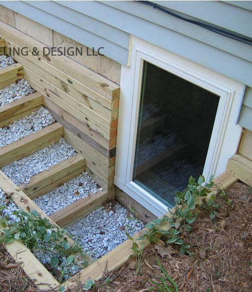 Window Well Design Ideas Creative Ways To Dress Up Your Window Classy Basement Bedroom Window Plans