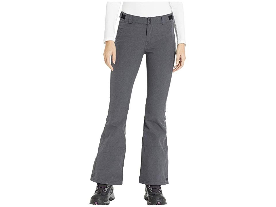 O Neill Spell Pants Dark Grey Melee Women S Casual Pants Pair These O Neill Spell Pants With An O Neill Jacket So You Can S In 2020 Women Pants Casual Clothes Pants