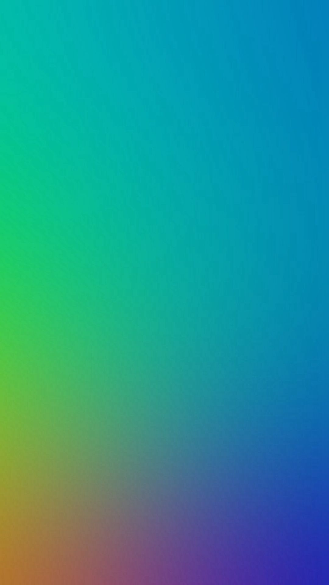 Color Rainbow Gradation Blur IPhone 6 Plus Wallpaper