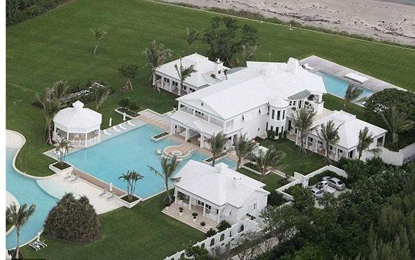 Celine Dion #celebrity #home #mansion