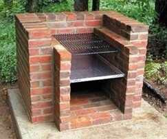 Brick bbq grill asadores de ladrillos pinterest asador fogn con ladrillos links to 238 free do it yourself backyard project plans great resource solutioingenieria Image collections