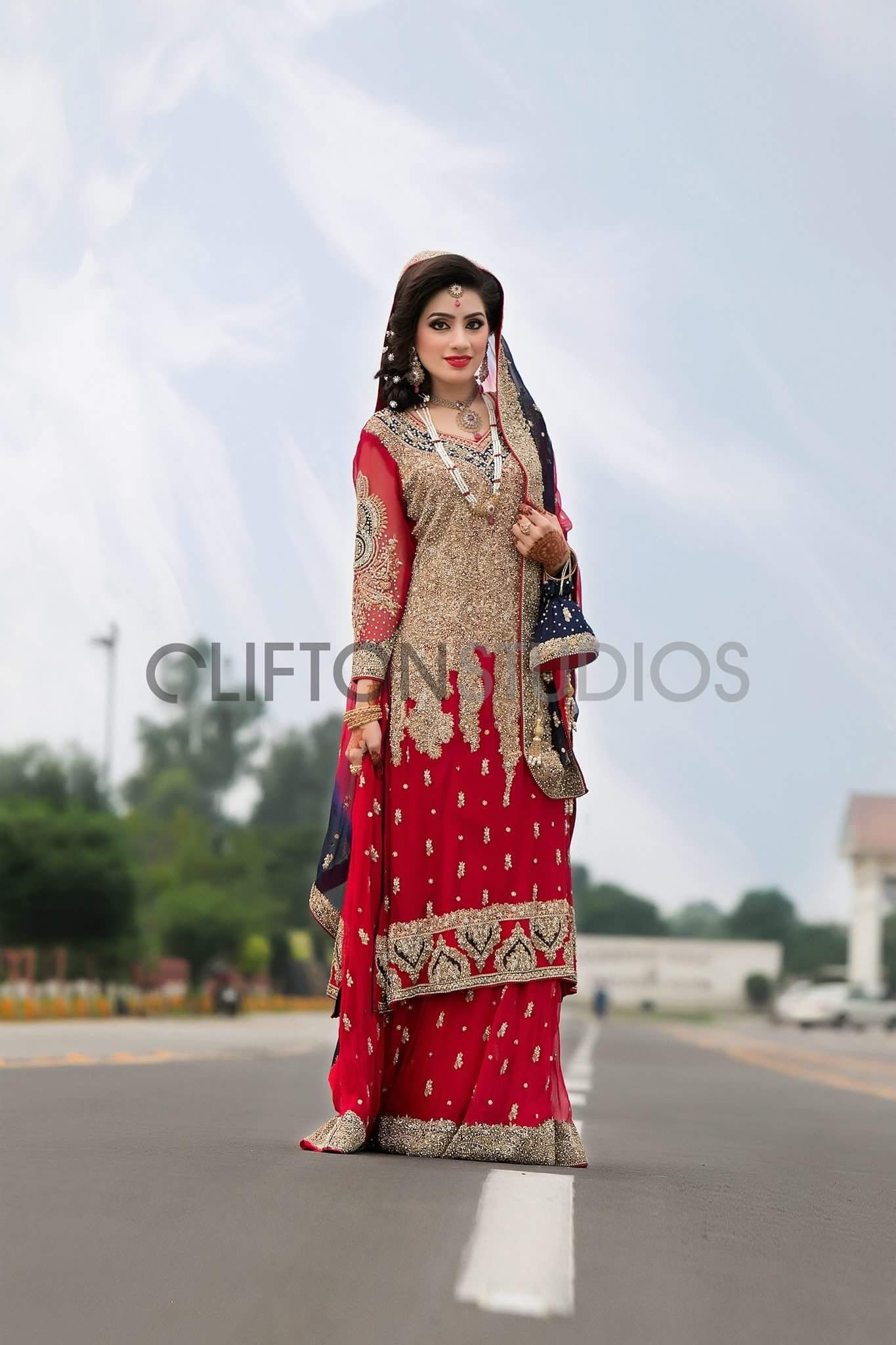 Clifton studio photography Bridal wear
