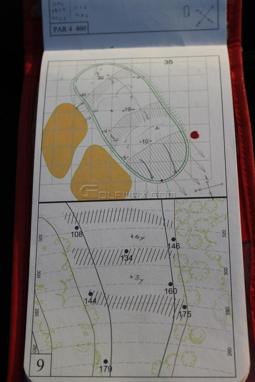 2011 masters yardage book with caddie notes masters and golf 2011 masters yardage book with caddie notes tour and pre release equipment solutioingenieria Gallery