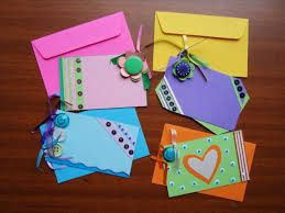Cute letters