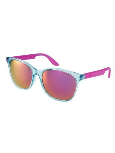 Carrera 5001 Craze Oversized Sunglasses - these sunnies are MADE for  summer. The starting point to my dance festival look!