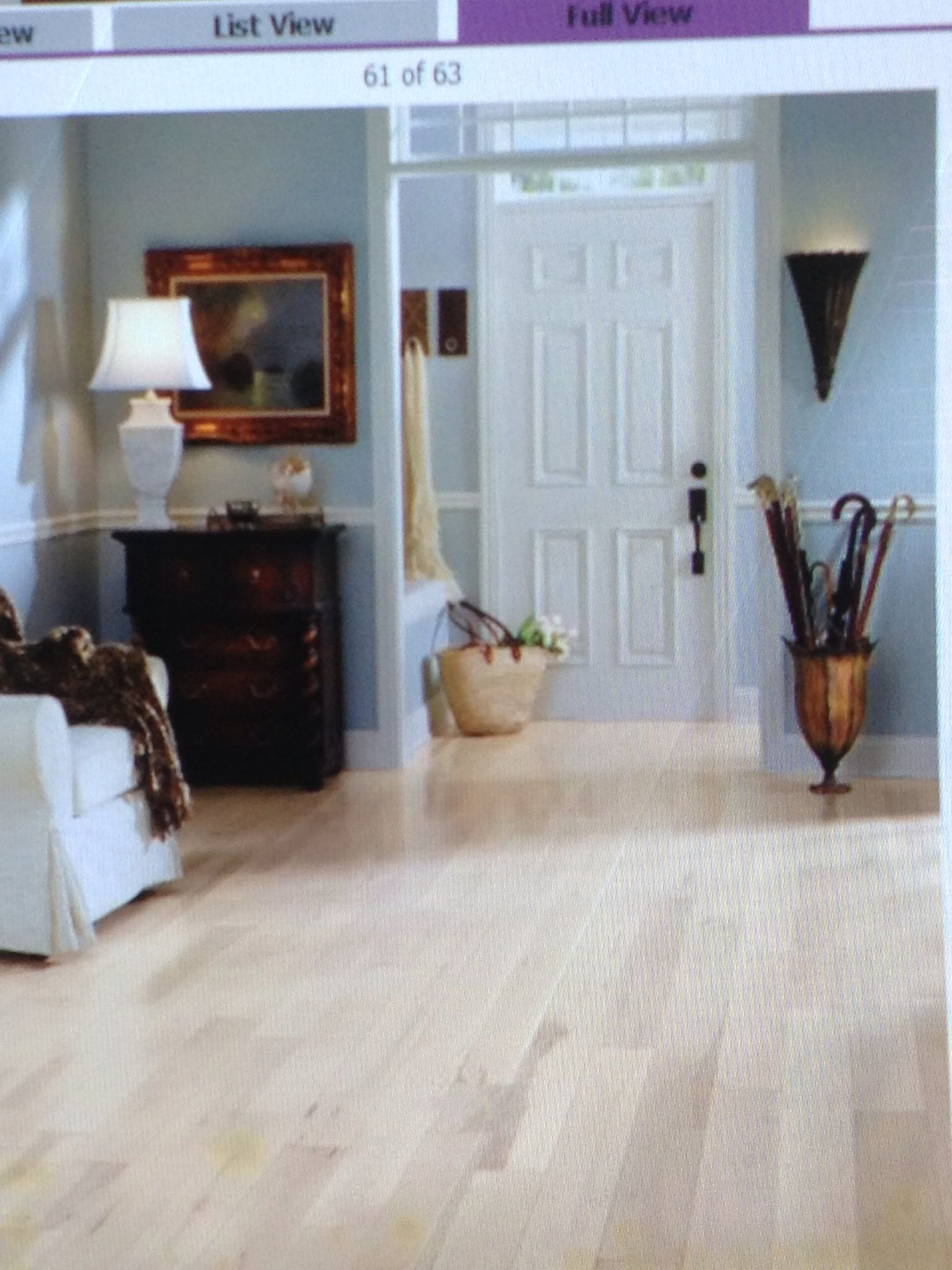 Light Color Laminate With Grey Walls Hardwood Floor