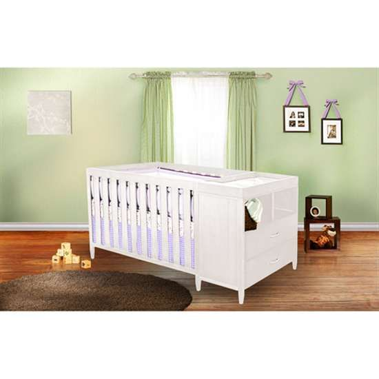Bright Start Austin Crib N Changer Combo Convertible