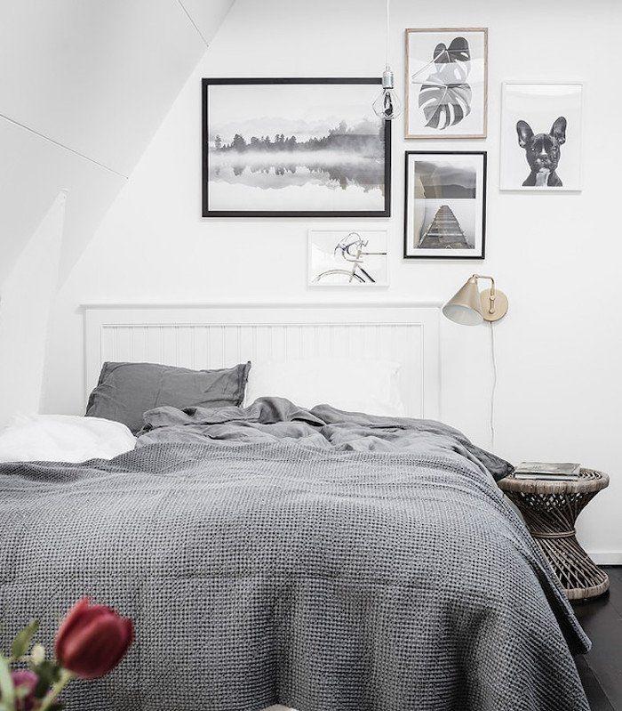 Appartement blanc  une déco à l\u0027esprit hygge - ClemAroundTheCorner