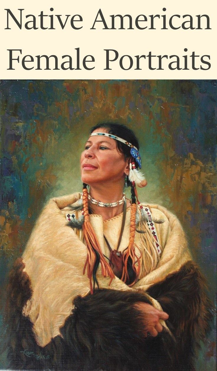 Beautiful oil painting portrait gallery by artist karen