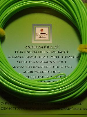 LOOP SCANDI TIP SYSTEM FLY LINE HEAD SPEY LINE