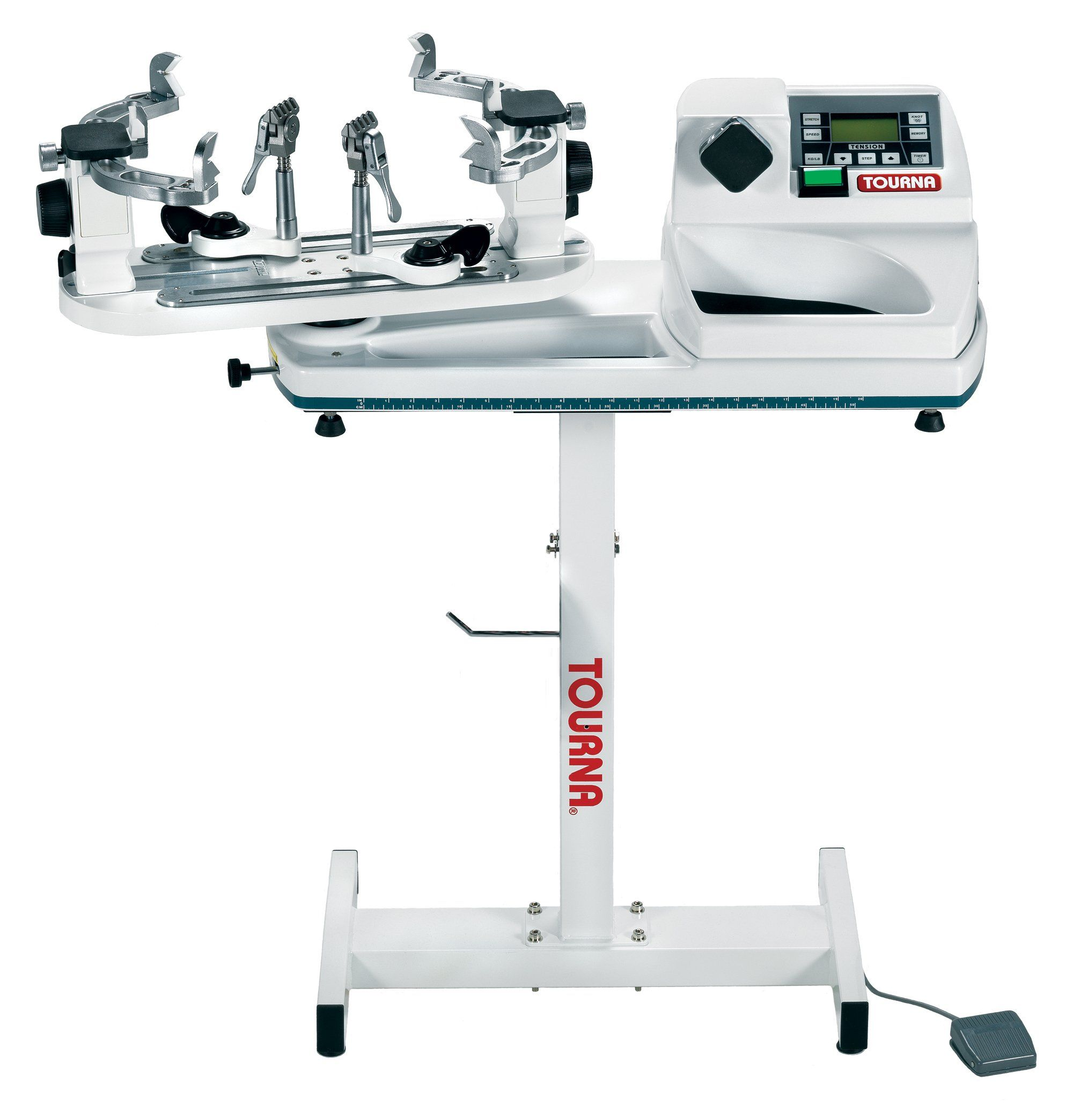 Tourna 600es Constant Pull Stringing Machine Details Can Be Found By Clicking On The Image This Is An Affiliate Link Has Tennis Stringing Machine Diy Storage Tennis Racket