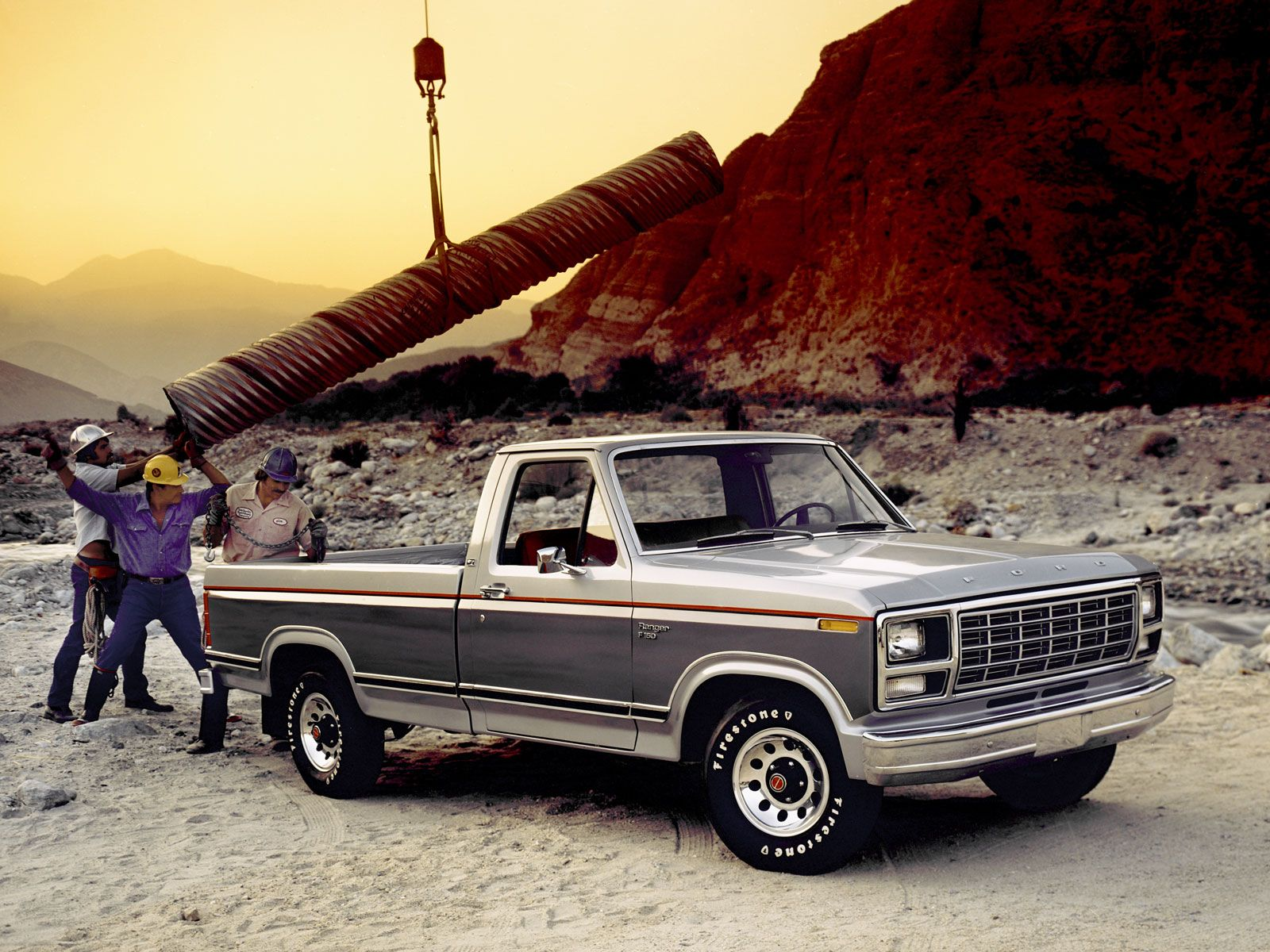 Images about trucks amp cars on pinterest ford trucks and ford trucks - Ford F Series Pickup Trucks 1980 1980 Ford Truck