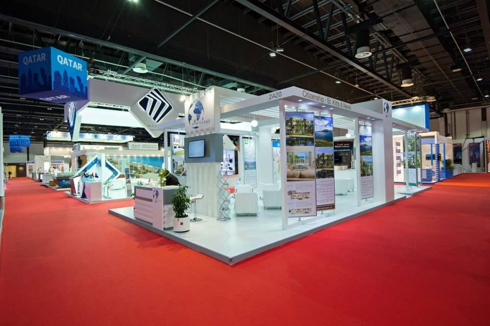 Exhibition Stand Contractor : Hiring the best exhibition stand contractor dubai to help design