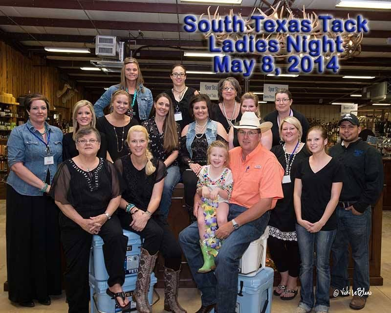 We had a fabulous time last week at Ladies' Night! Make sure to check our facebook page for future event dates! It'll definitely be worth your while! |  Vicki LeBlanc Photography | SouthTexasTack.com | Facebook.com/SouthTexasTack