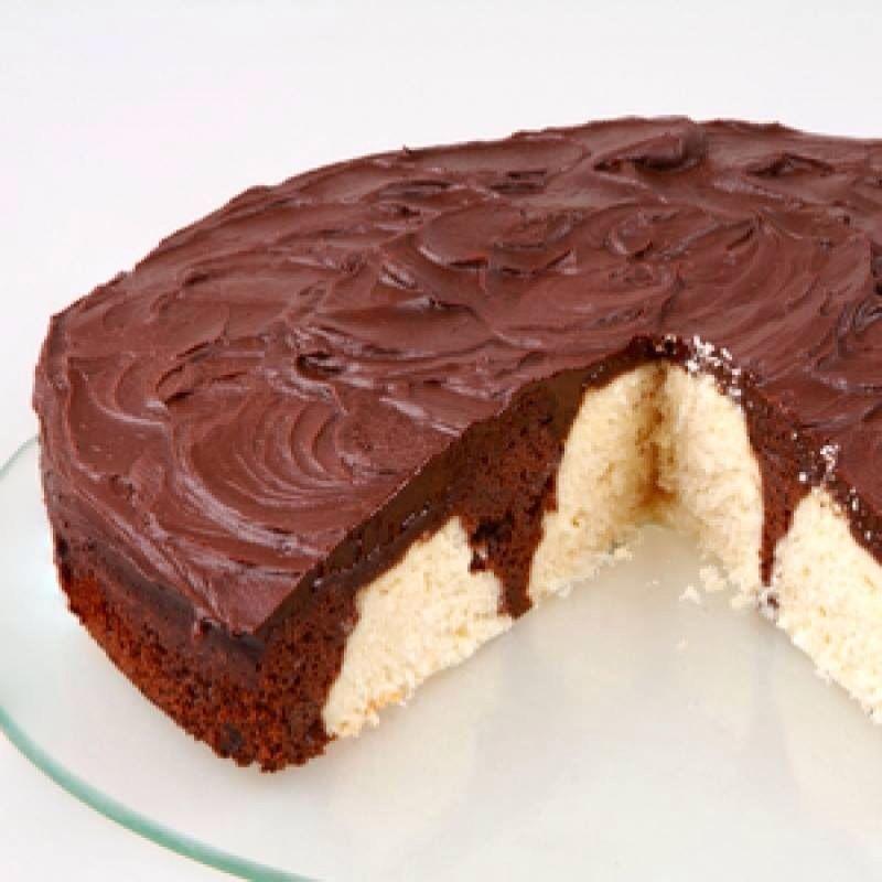 Unusual Marble Cake