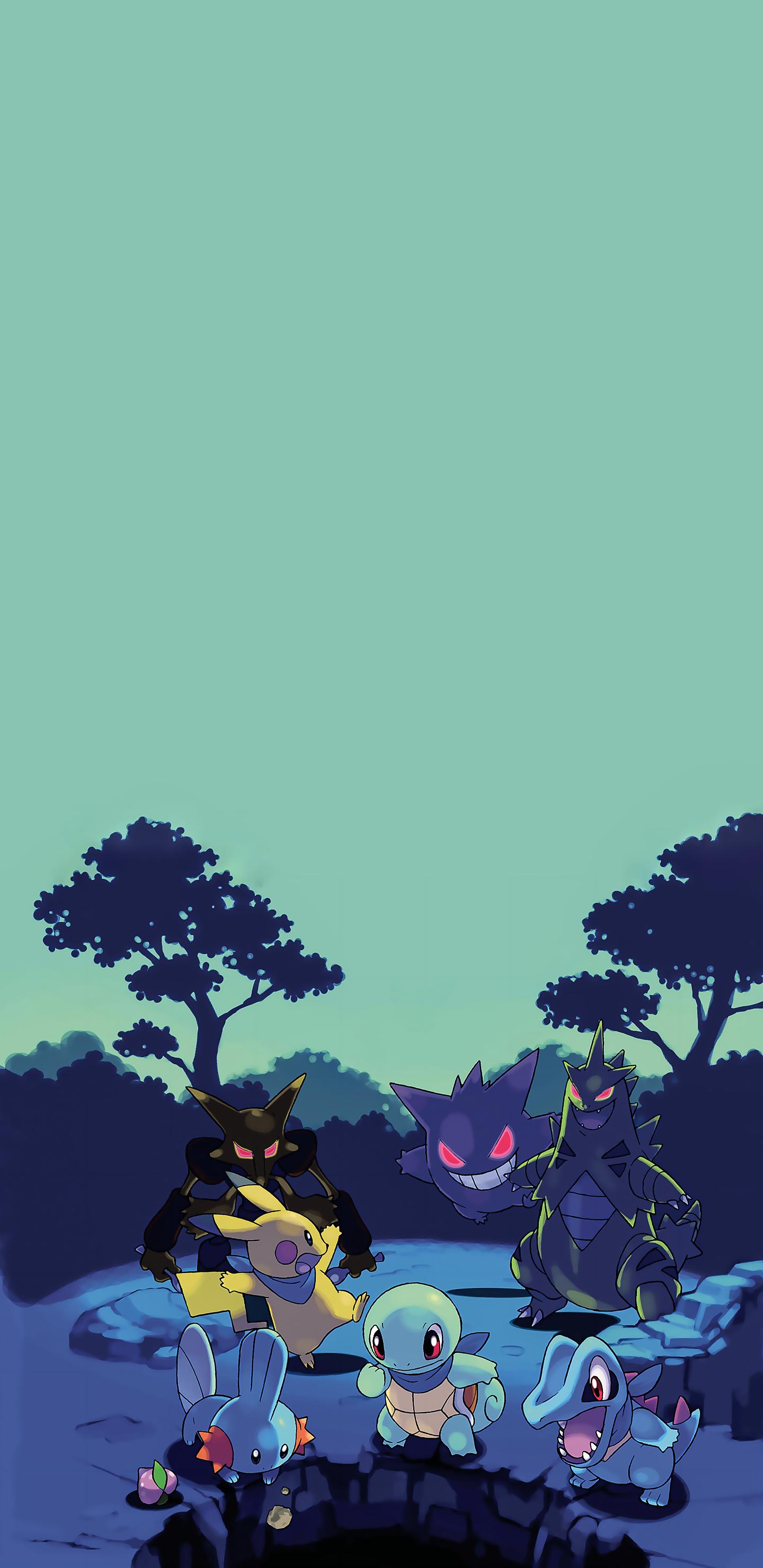 Pokemon Mystery Dungeon Blue Rescue Team Box Art Pokemon Iphone Wallpaper Pokemon Pokemon Backgrounds