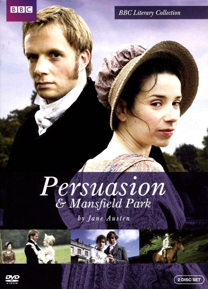 Persuasion & Mansfield Park by Jane Austen [DVD]   Jane austen