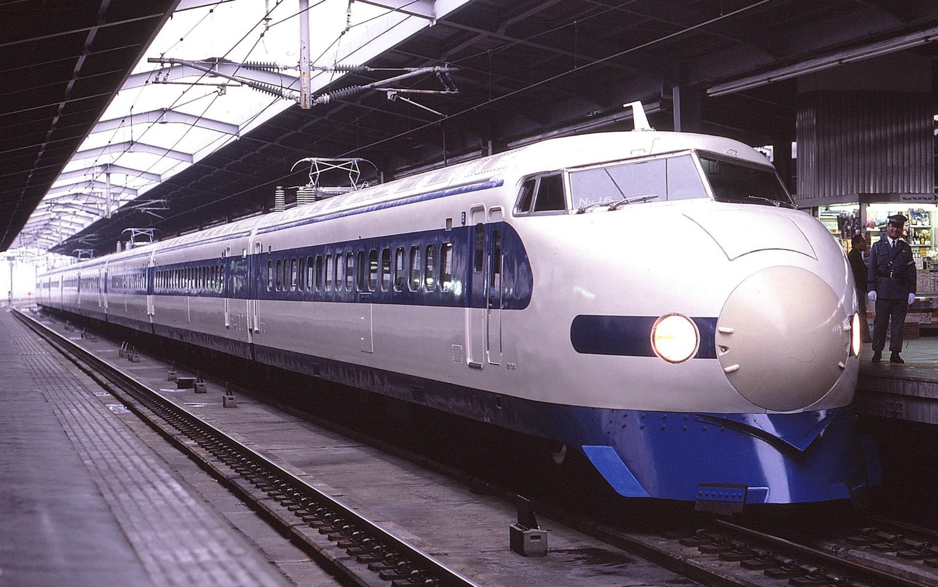 新幹線0系お召し列車 - akaの鉄道撮影日記