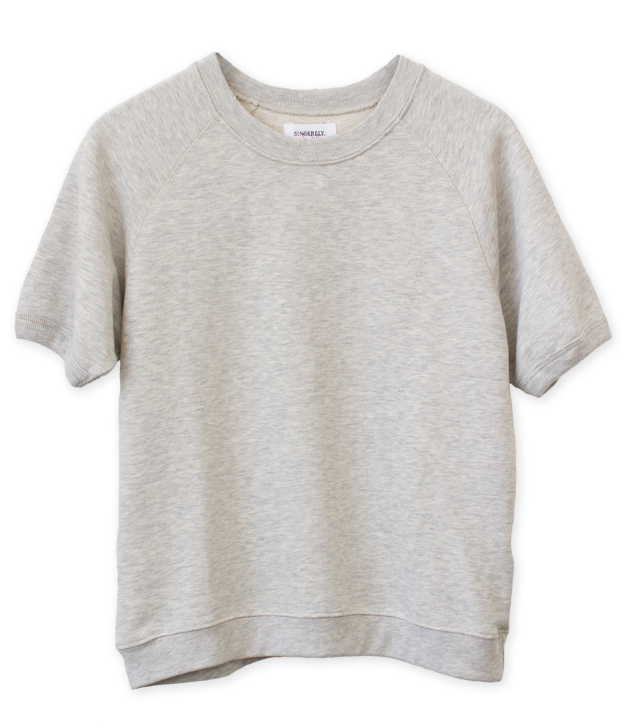 Sincerely Jules - Cara shortsleeve sweatshirt | wear | Pinterest ...