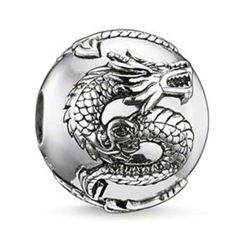 Who Sells Pandora Jewelry: Hot Sell! Dragon Pattern Beads Charms For