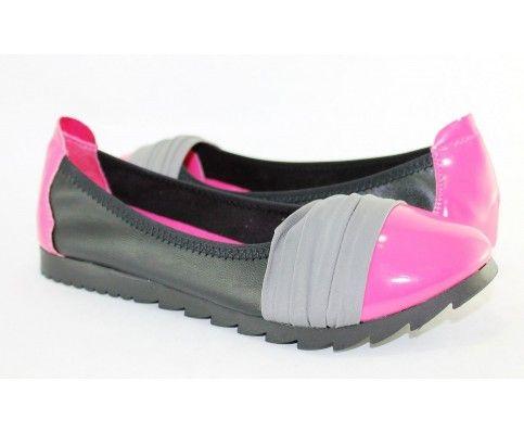Women Fashion Cute Silk Comfort Flats - Pink
