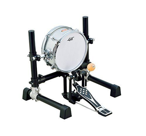 Goedrum Gbd10 10 Electronic Kick Or Bass Drum Color Silver Read More At The Image Link Note It Is Affiliate Link To Amazon Drums Drum And Bass Bass