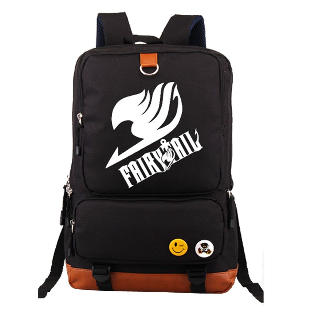 b6597480ea16 Fairy Tail Unisex Fashion Backpack Laptop School Bag | Fairy Tail ...
