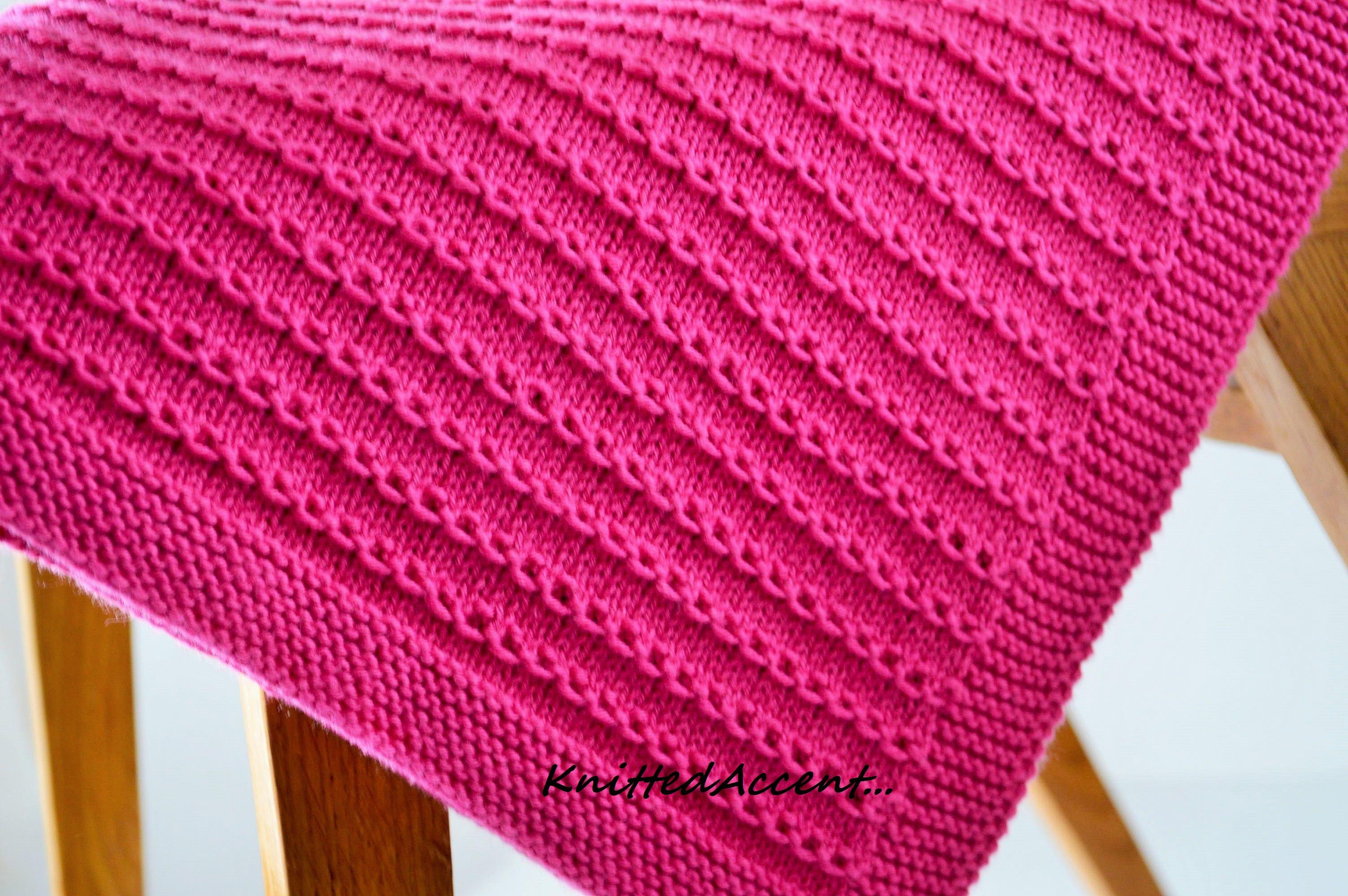 Pin by Žana Daniūnienė on Blankets | Pinterest | Knitting patterns ...