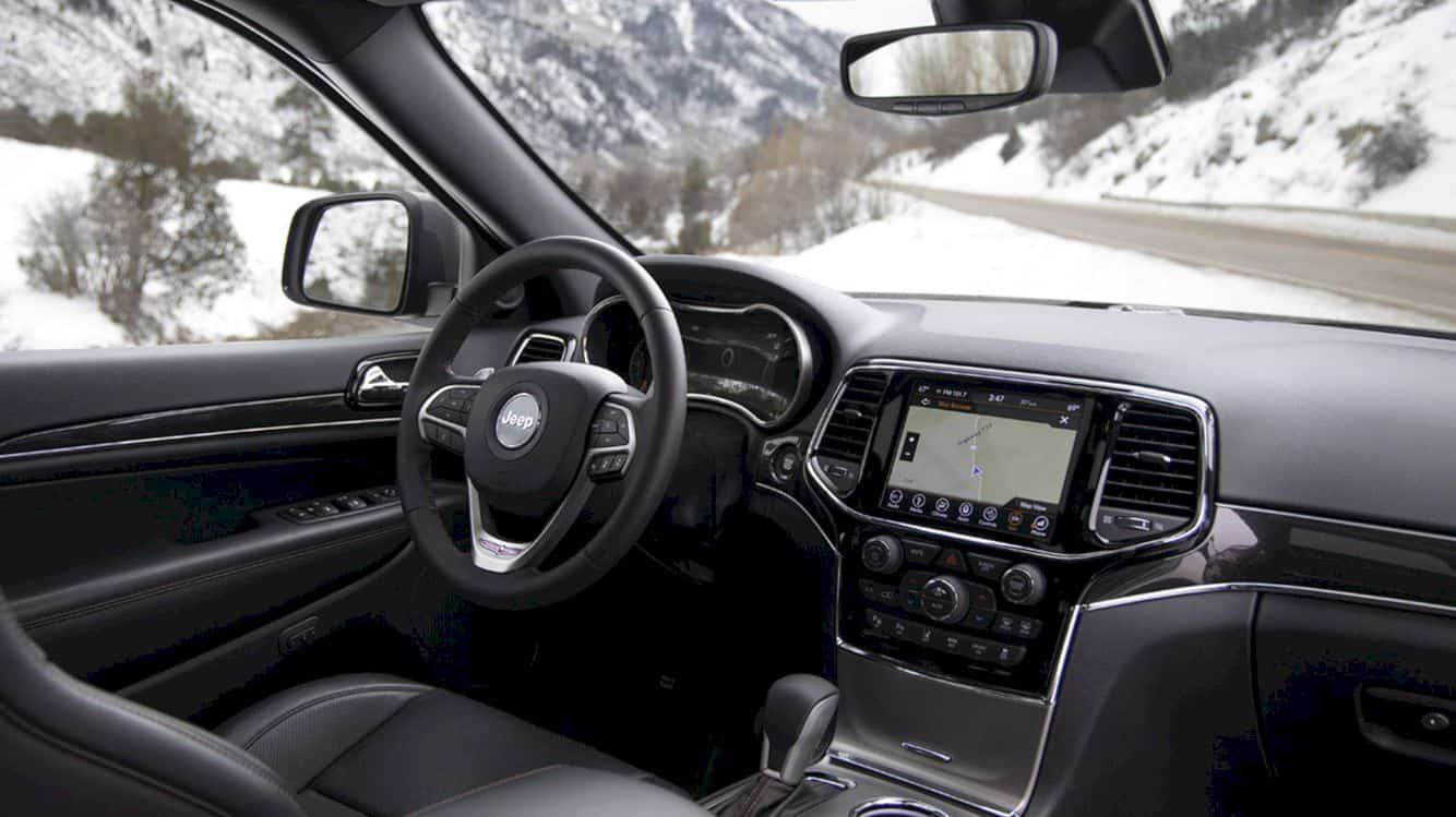 Jeep Grand Cherokee The Most Awarded Suv Ever In 2020 Jeep Grand Cherokee Jeep Grand Jeep