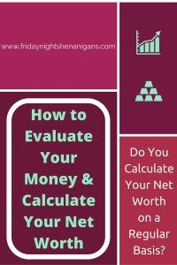 How To Calculate Your Net Worth  Personal Finance Money