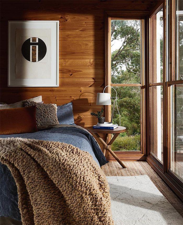 bedroom goals wood interiors Trend Scout