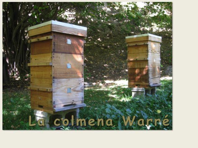 Mi colmenar: Mi manera de manejar las colmenas Warré   Beekeeping ...