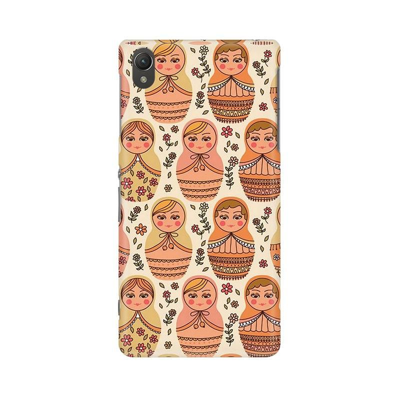 Lovely Dolls Phone Case for Sony Xperia Z5