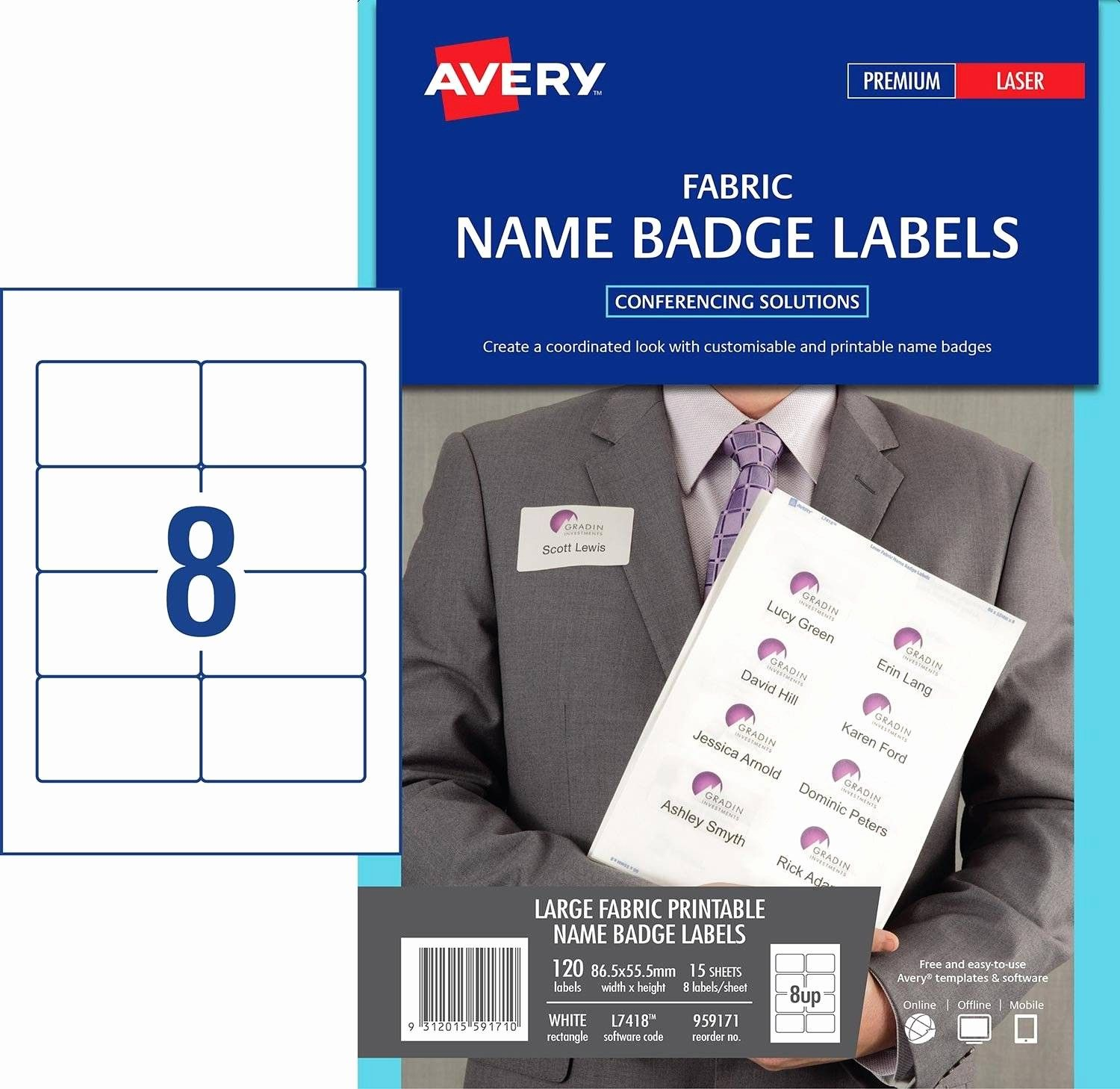 Avery Name Tag Labels Template Lovely Printable Name Tags Name Tag Templates Tag Template Free Tag Templates