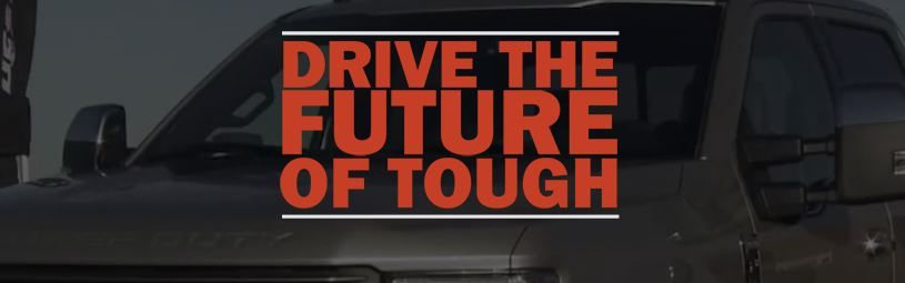 2017 Super Duty: the Future of Tough Sweepstakes