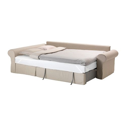 great idea for study BACKABRO MARIEBY Sofa bed with chaise lounge