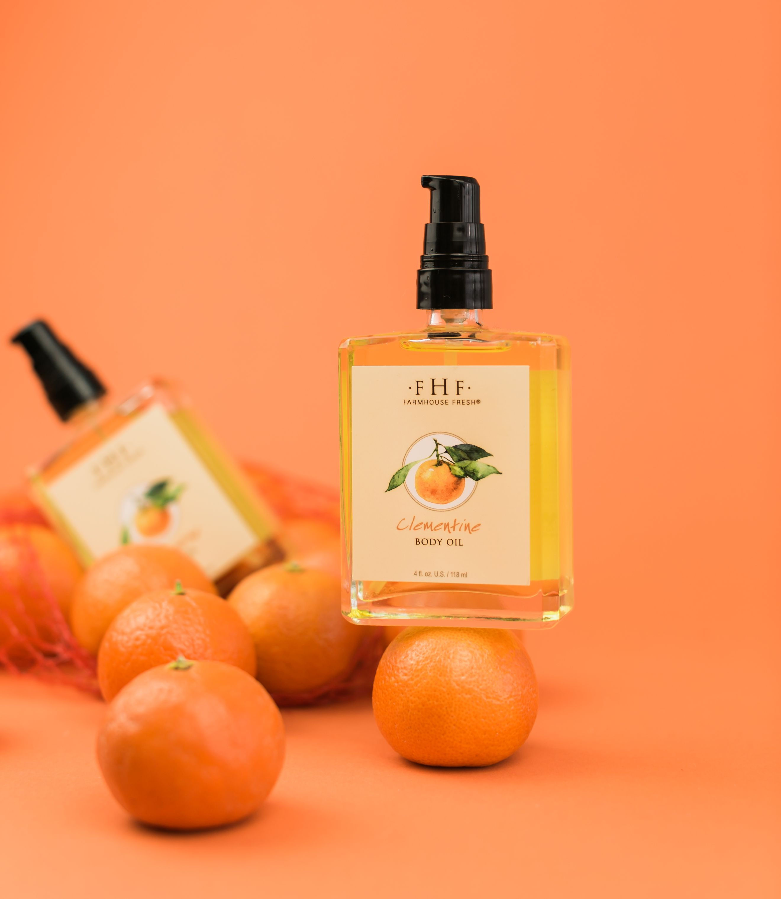 Clementine Body Oil in 2020 Body oil, Olive fruit, Oils