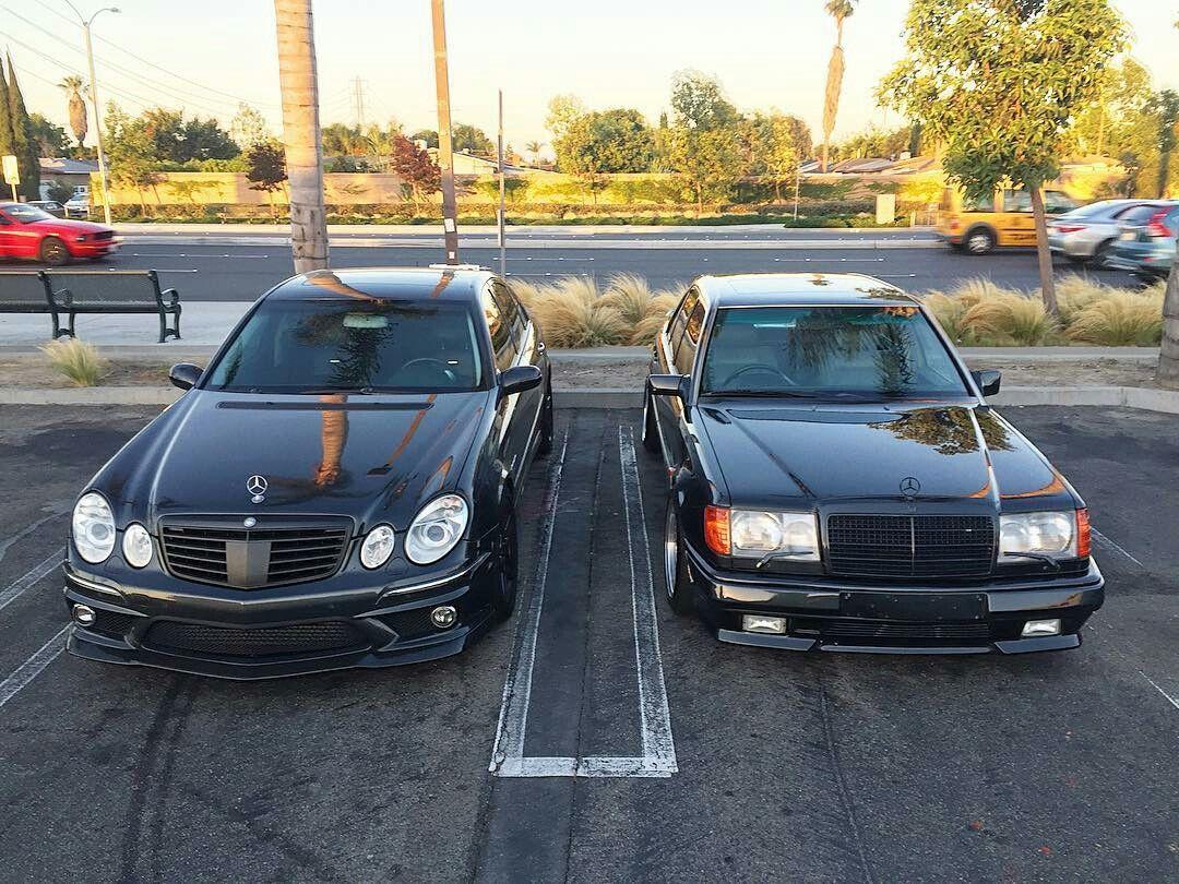 Mercedes E55 W211 / W124 AMG | Mercedes Benz | Mercedes w211