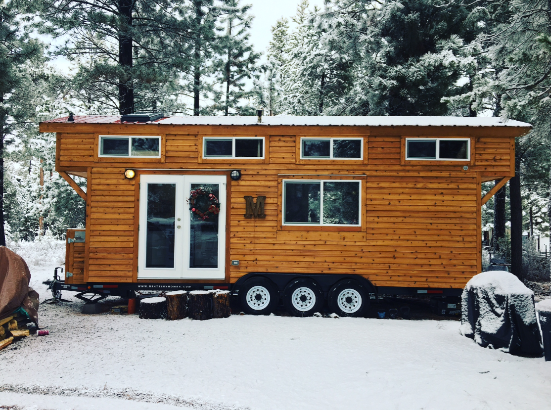 Oregon Tiny House on One Acre of Land For Sale  Tiny house