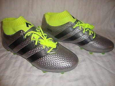Adidas s76469 ACE primeknit FG AG Soccer hombre  TD cleats tamaño 8