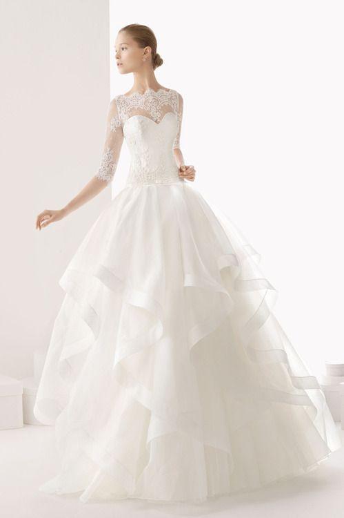 rosa clara | weddins | pinterest | vestidos de novia, boda y novios