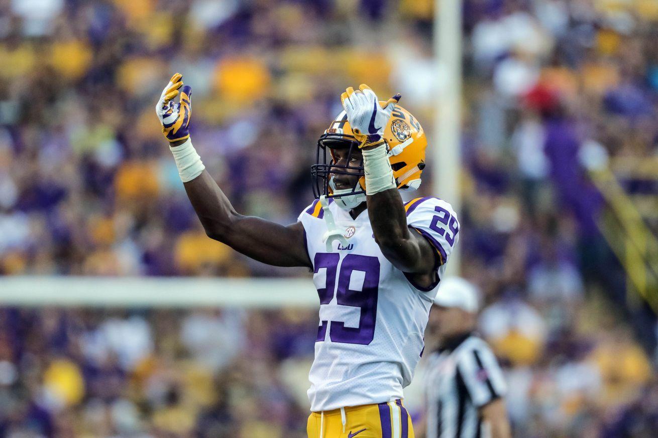 Bucs Draft Profile CB Greedy Williams NFL_News NFL
