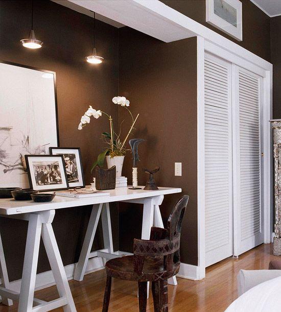 die besten 25 b rofl chen dekor ideen auf pinterest b ros arbeitszimmer zuhause und schicke. Black Bedroom Furniture Sets. Home Design Ideas