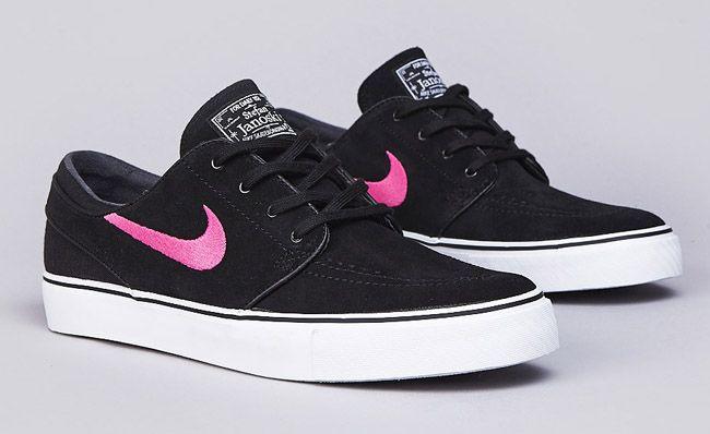 Nike Sb Janoski Pink