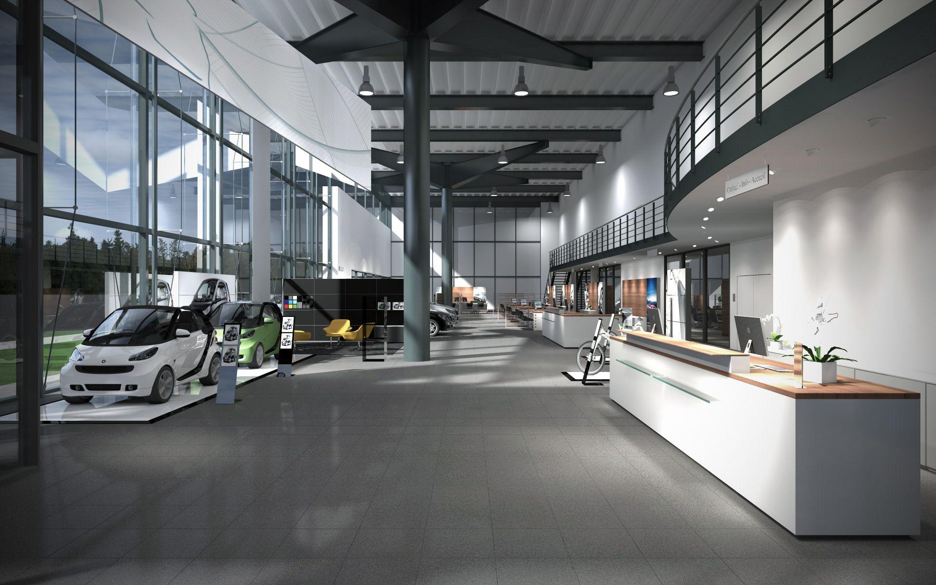 3d Lab Visualisaties Interieur Showroom Interior Concept For Mercedes Benz Belgium Interior Concept Mercedes Mercedes Benz